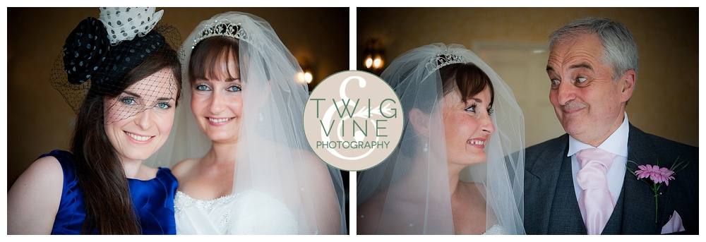 castle donington wedding