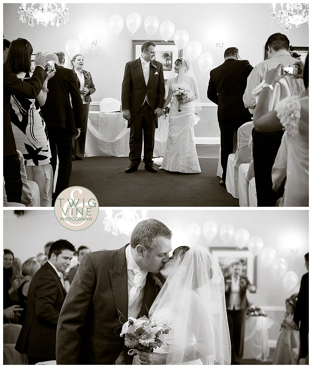 castle donington wedding